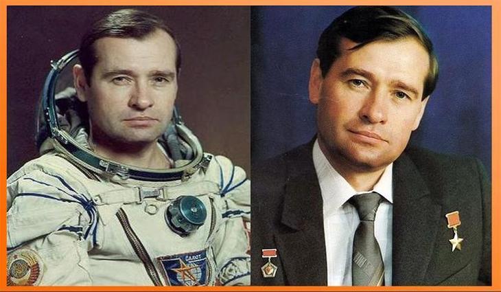 космонавт стрекалов