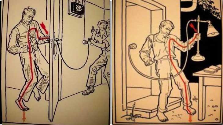 правила электробезопасноти в быту1
