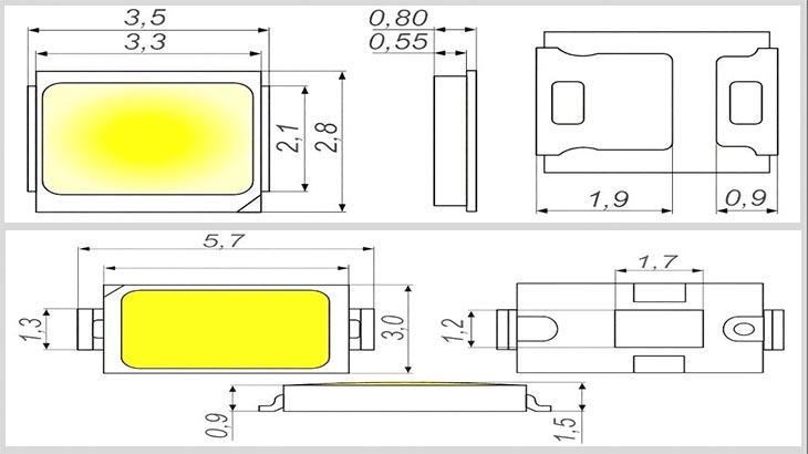 ремонт светильников на 220 вольт